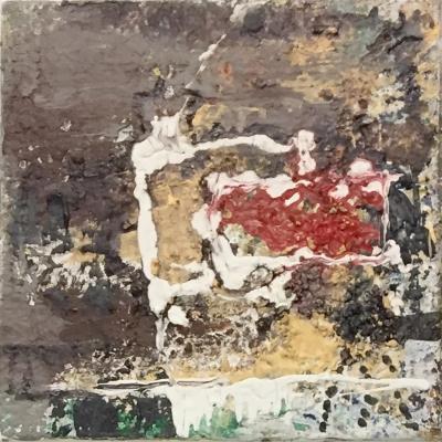 'abstrakt I' - Annemarie Seidel - artelier41