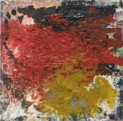 'abstrakt II' - Annemarie Seidel - artelier41