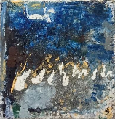 'abstrakt III' - Annemarie Seidel - artelier41