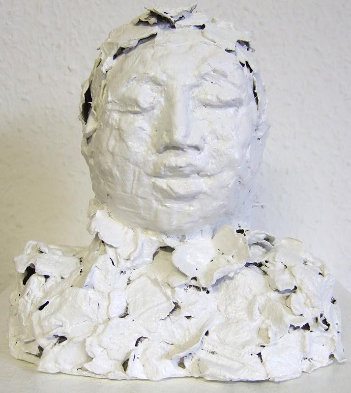 'Besinnlich' - Objekt - Papier - Annemarie Seidel - artelier41