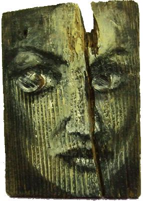 Holz - Annemarie Seidel - artelier41
