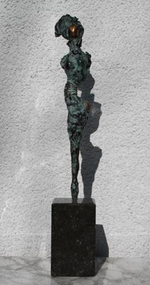 Bronze - Annemarie Seidel - artelier41