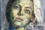 'Besinnlichkeit' - Acryl - 80 x 80 cm - Annemarie Seidel - artelier41