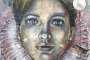 'Besucher' - Acryl - 80 x 80 cm - Annemarie Seidel - artelier41
