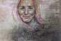 'Indien - Acryl 120 x 100 cm - Annemarie Seidel - artelier41