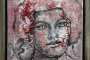 'Ma(h)lzeit III' - Acryl- 20 x 20 cm - Annemarie Seidel - artelier41