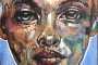 'Phönixe' - Acryl - 80 x 100 cm - Annemarie Seidel - artelier41