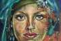'Scheinwelt' - Acryl 80 x 80 cm - Annemarie Seidel - artelier41