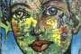 'Sehnsucht' - Acryl - 80 x 100 cm - Annemarie Seidel - artelier41