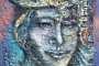 Acryl auf Leinwand - 'Balinese' - 30 x 50 cm - Annemarie Seidel - artelier41