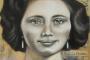 'Mutter' - Öl auf Leinwand - 80 x 80 cm - Annemarie Seidel - artelier41