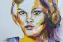 ohne Namen - Acryl auf Papier - 40 x 50 cm